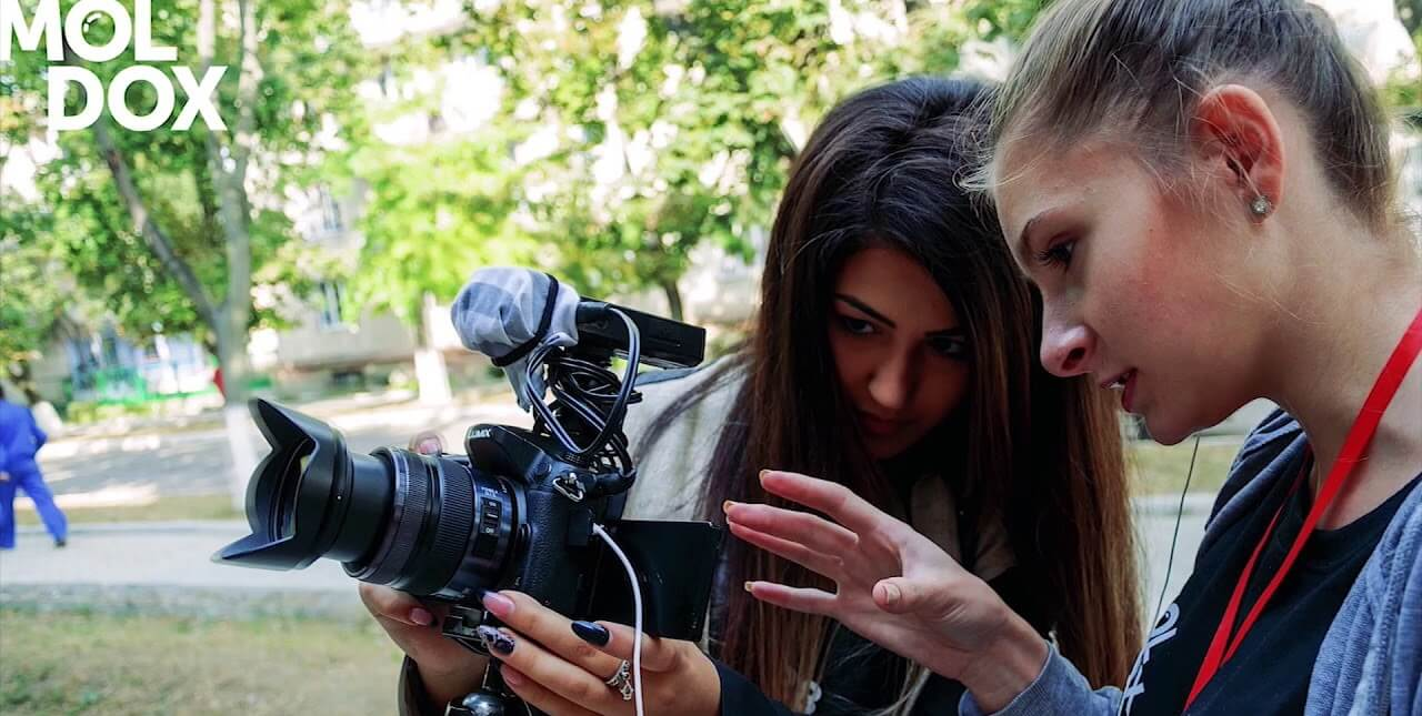 Inspiration workshop @MOLDOX Lab helps you create the best version of your documentary film!