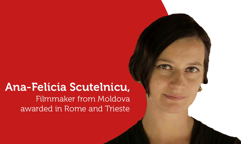 """Act with Ana-Felicia Scutelnicu at the """"Action Workshop"""""""