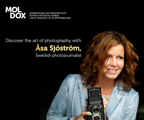Interview with Åsa Sjöström – Social Documentary Photography Workshop tutor